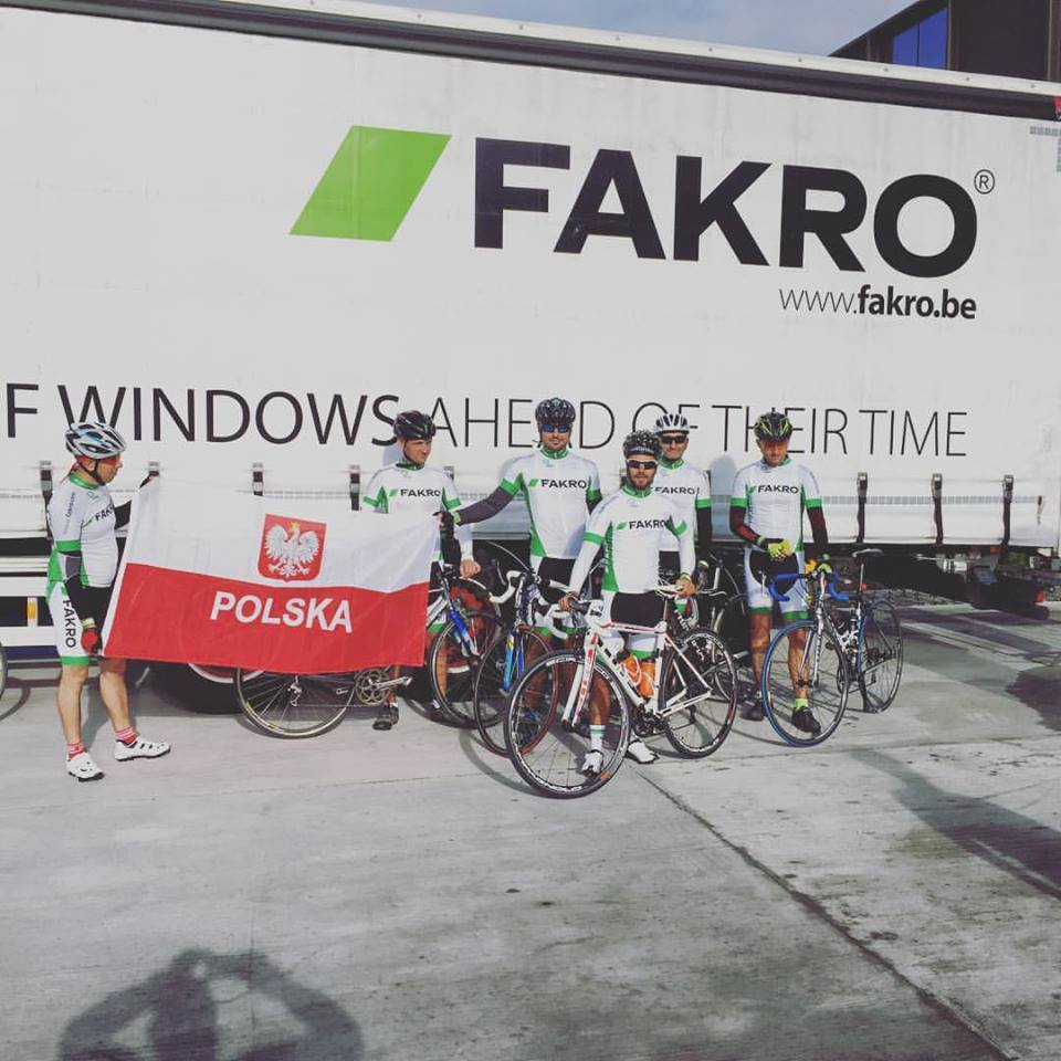 The cycling event Albintra-FAKRO Classic is behind us!